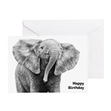 Elephant Greeting Cards