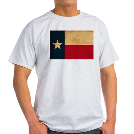 Texas Flag Light T-Shirt
