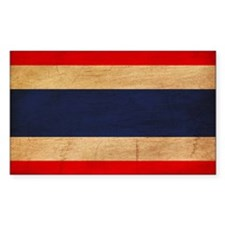 Thailand Flag Decal