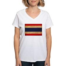 Thailand Flag Shirt
