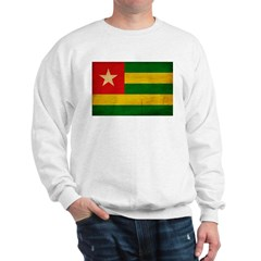 Togo Flag Sweatshirt
