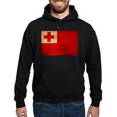 Tonga Flag Hoodie