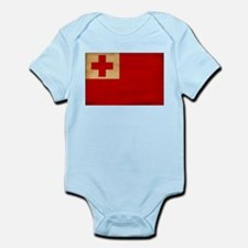 Tonga Flag Infant Bodysuit