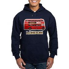 Red Bus Hoodie