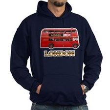 Red Bus Hoody