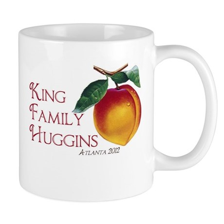 Peach Logo Mug