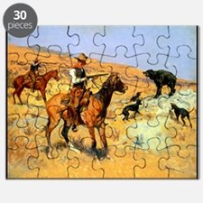 Best Seller Wild West Puzzle