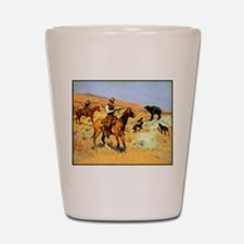 Best Seller Wild West Shot Glass