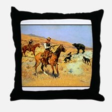 Best Seller Wild West Throw Pillow