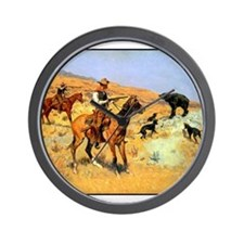 Best Seller Wild West Wall Clock