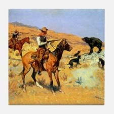 Best Seller Wild West Tile Coaster