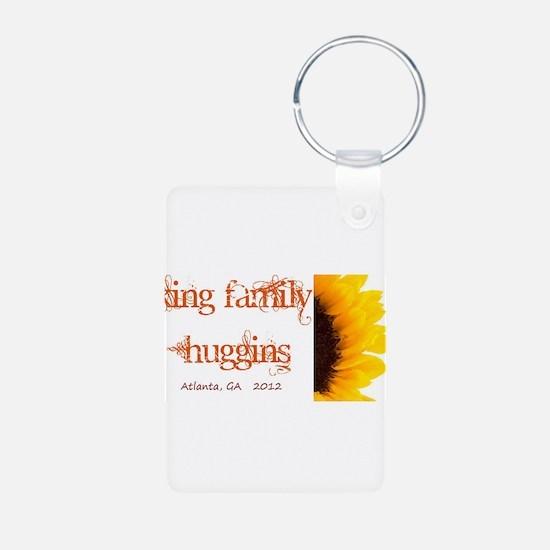 Sunflower Logo Keychains