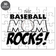 This Baseball Mom Rocks Puzzle