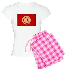 Tunisia Flag Pajamas