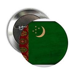 Turkmenistan Flag 2.25