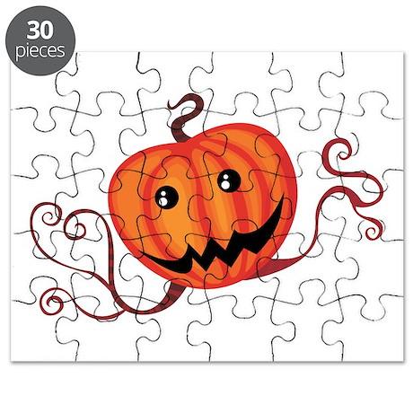 Spooky Pumpkin Puzzle