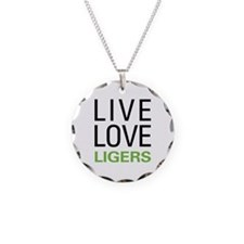 Live Love Ligers Necklace