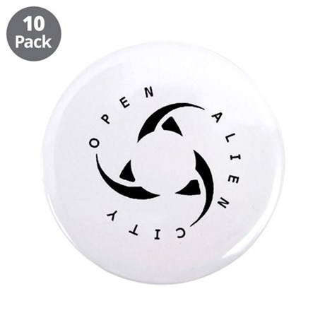 """3.5"""" Button (10 pack)"""