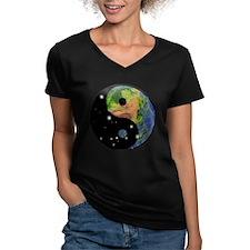 Yin Yang Earth Space Shirt