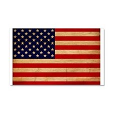 United States Flag Car Magnet 20 x 12