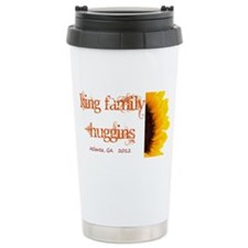 Sunflower Logo Travel Mug