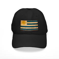Uruguay Flag Baseball Hat