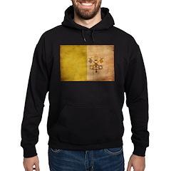 Vatican City Flag Hoodie (dark)