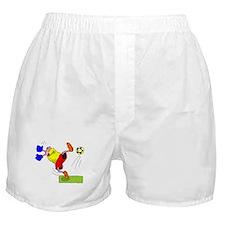 Goallie Boxer Shorts