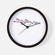 Washington, DC Cherry Blossom Wall Clock