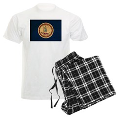 Virginia Flag Pajamas