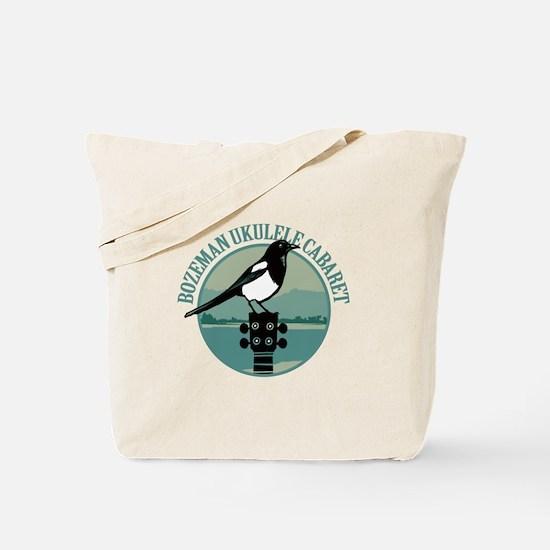 Cute Ukulele Tote Bag