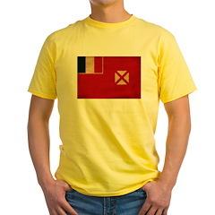 Wallis and Futuna Flag T
