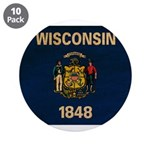 Wisconsin Flag 3.5