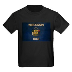 Wisconsin Flag T