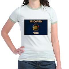 Wisconsin Flag T