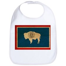Wyoming Flag Bib