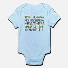 Tree Hugging Infant Bodysuit