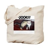 Ferret tote Canvas Totes
