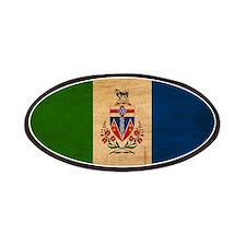 Yukon Territories Flag Patches