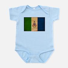 Yukon Territories Flag Infant Bodysuit