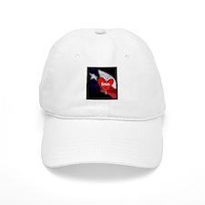 Love Texas Baseball Cap