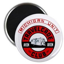 Michigan Unit Magnet
