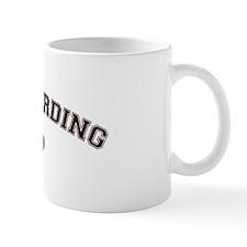 Wakeboarding girl Mug