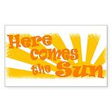 Here comes the sun Single