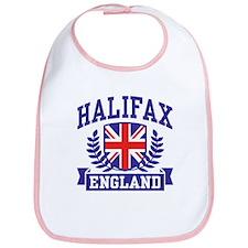 Halifax England Bib