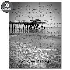 Tybee Island Pier & Pavilion Puzzle
