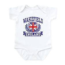 Wakefield England Infant Bodysuit
