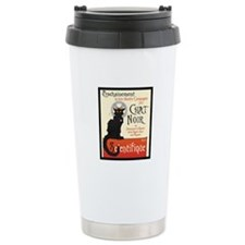 Chat Scientifique Travel Mug