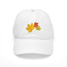 Three Leaves Baseball Cap