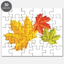 Three Leaves Puzzle